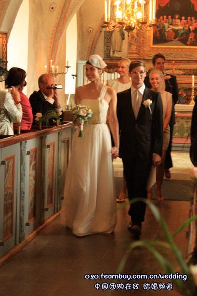网友实拍瑞典欧式宫廷婚礼_音乐频道_凤凰网