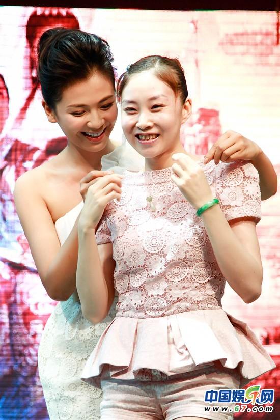 刘涛扮演妈祖施大爱 为白血病儿童捐10万