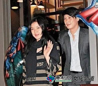 刘亦菲/乐基儿与黎明离婚前照片