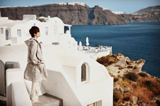 许嵩化身翩翩白衣少年 《海上灵光》超读者期待