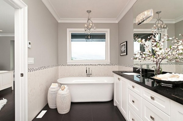 5 Gorgeous Scandinavian Bathroom Ideas: 20款简约北欧纯白卫浴设计 内敛低调体现气质风范_家居频道_凤凰网