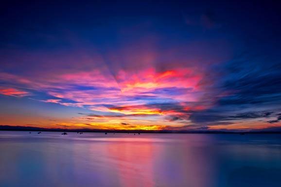 海邊風景圖片最美