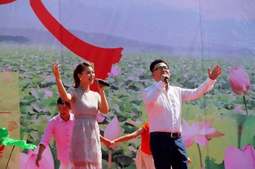 美女馒头�9�NxZ~ZJ~XZ_丹凤棣花民俗文化体验节盛大开幕