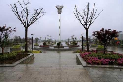 2014南通全国重点镇如东栟茶之——绿色乡村