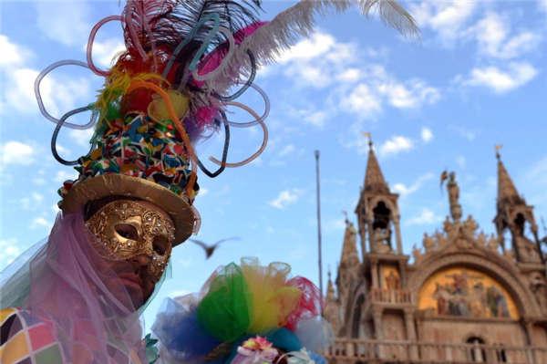 2014年意大利威尼斯狂歡節