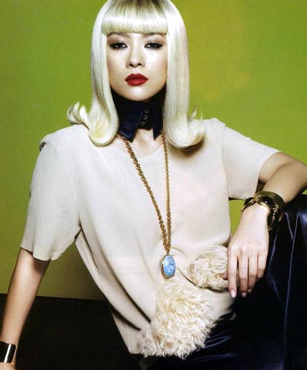 韩国多名一线女星涉_盘点一线女星最雷时尚造型_时尚频道_凤凰网