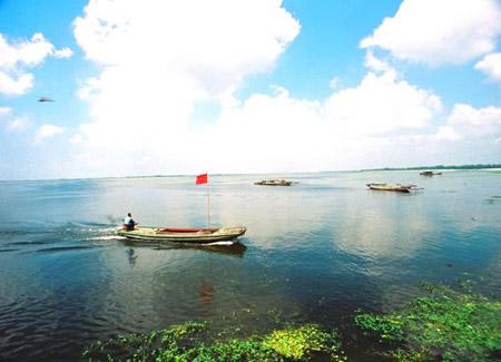 駱馬湖旅游風景區