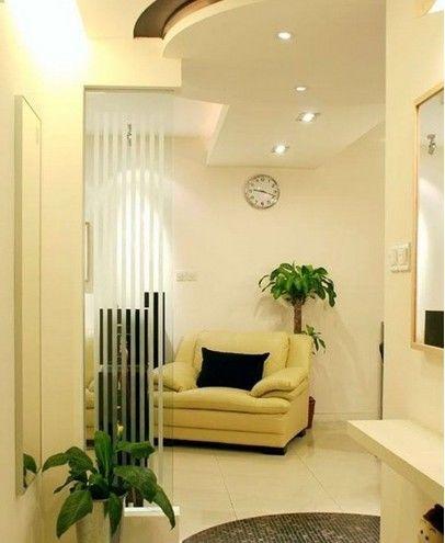 巧用空間分隔物 客廳隔斷設計花樣其實很多_頻道_鳳凰