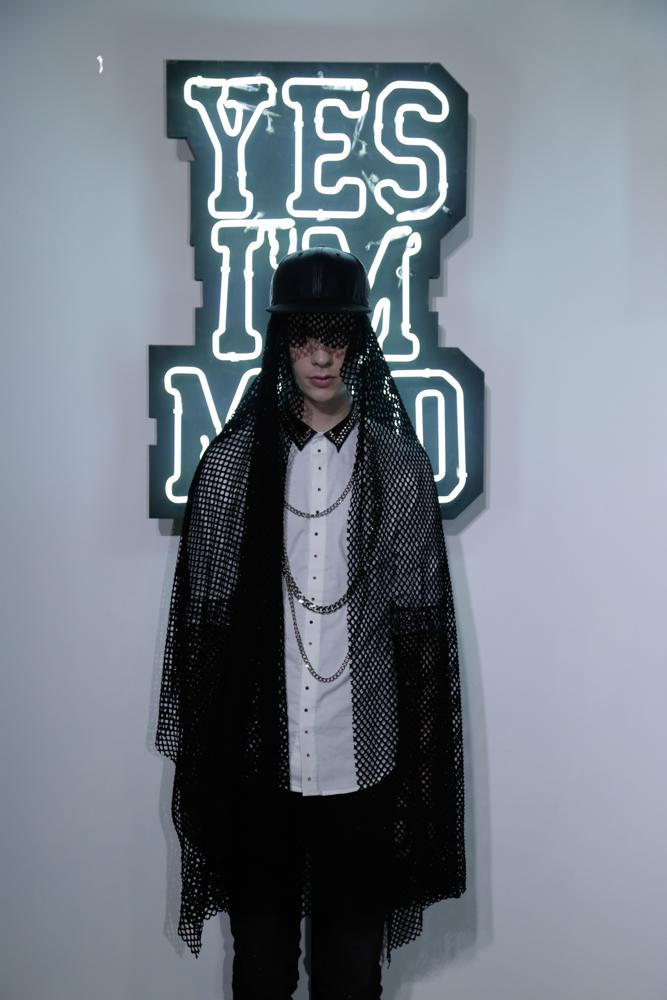 男士朋克风格服装_摇滚风格服装品牌内容|摇滚风格服装品牌版面设计