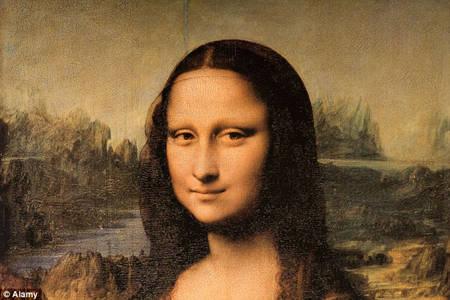 意学者研究称蒙娜丽莎是达芬奇母亲或为中国人