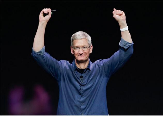 你知道苹果每位员工一年能为其贡献多少收入吗?的照片 - 13