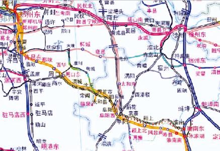 郑州-合肥高铁获批:全长517公里 时速250公里