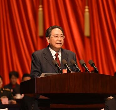 李锦斌作《政府工作报告》