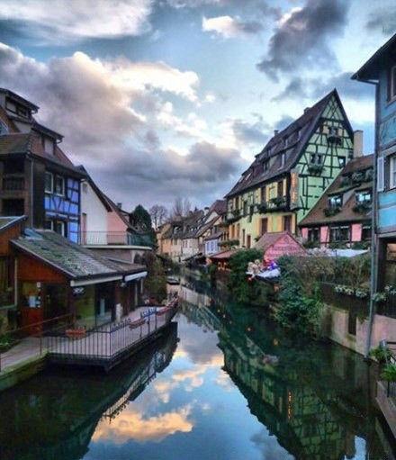 法国首都是_等赚够了钱,我们就去这些欧洲小镇终老一生吧 旅游 凤凰旅游