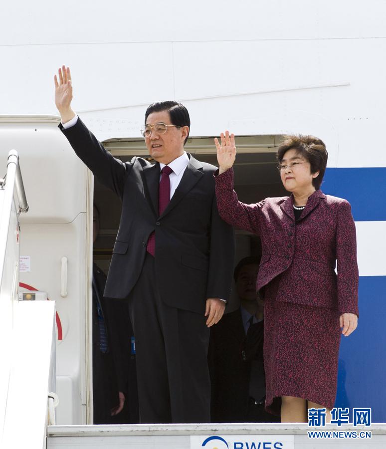 毛泽东纪念堂视频_胡锦涛抵达新德里_资讯频道_凤凰网