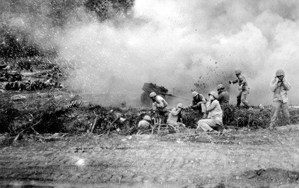 4月22日至29日为战役第一阶段