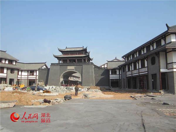 高清組圖:湖北宜昌龍泉古文化街風情萬種|景點|旅游