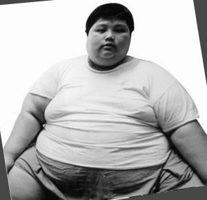 """世界巨胖_""""武汉第一巨胖""""减重251斤 中医 中药_凤凰资讯"""