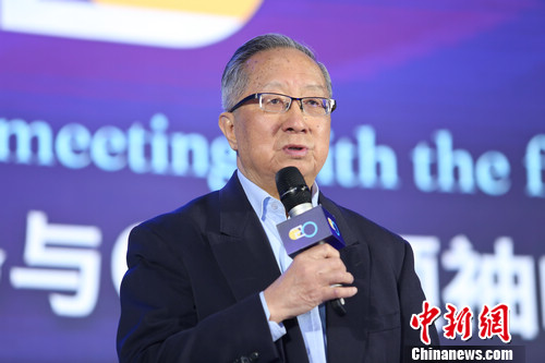 中国互联网协会副理事长高新民致开幕辞
