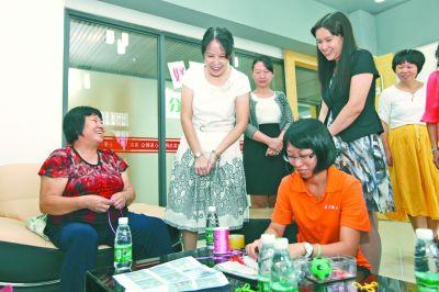 东莞拟对将公益创投项目纳入社会组织专项扶持。图为莞城白玉兰家庭服务中心。南方日报记者
