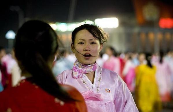 朝鮮人眼中的美女什么樣 看朝鮮女子生活照_旅游頻道圖片