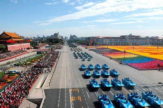2009年國慶60周年大閱兵:東方醒獅初露崢嶸