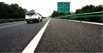 京港澳高速公路_京港澳高速公路湖南(湘)潭耒(阳)段经过改造后,路面行车条件将更加