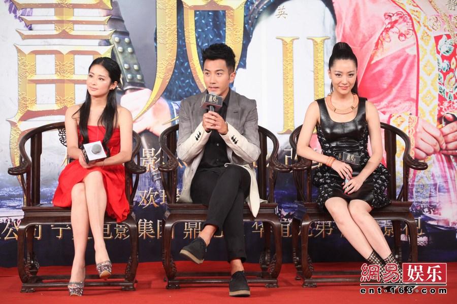 冰文博客女友_剧版《画皮2》杀青 刘恺威称与杨幂好事将近_音乐频道_凤凰网